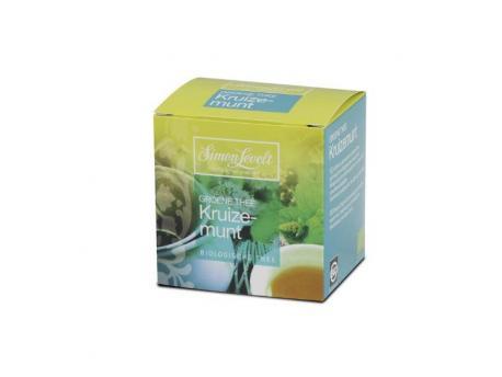 Levelt Groene thee kruizemunt 10bt