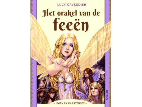 Het orakel van de feeen boek en kaartenset
