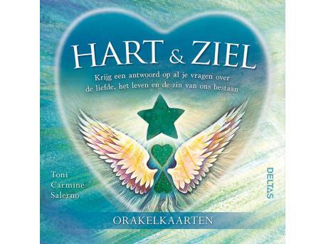 Hart en ziel orakelkaarten