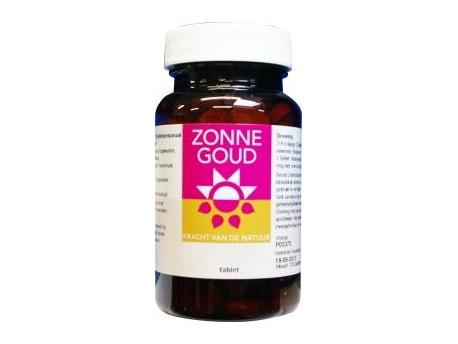 Zonnegoud Salvia complex 120tab