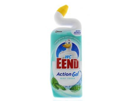 Toiletreiniger action gel mint fresh