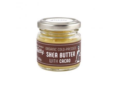 Shea & cacao butter