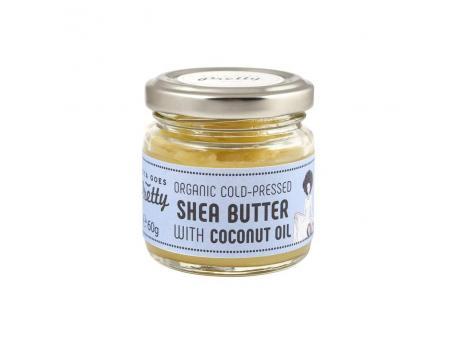 Shea & coconut butter