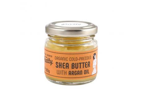 Shea & argan butter