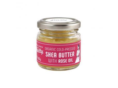 Shea & rose butter