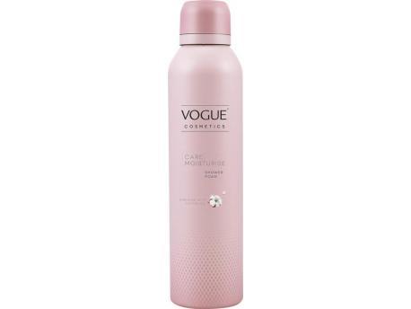 Shower foam care & moisturise