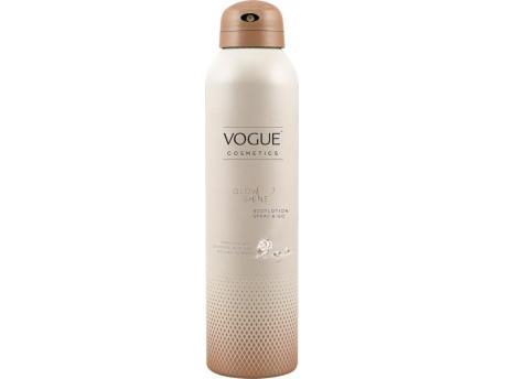 Bodylotion spray & go glow & shine