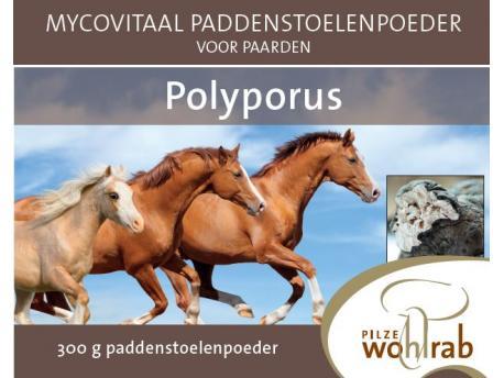 Polyporus poeder voor dieren