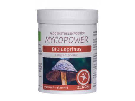 Coprinus poeder