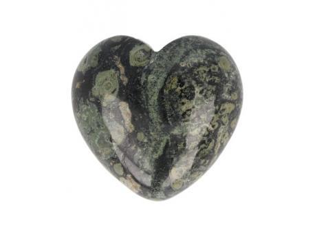 Edelsteenhart 40 mm jaspis kamballa
