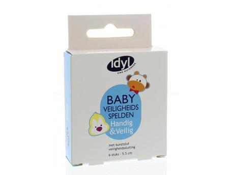 Baby veiligheidsspelden 5.5 cm