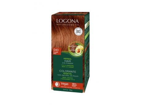 Haarkleuring 040 koperrood