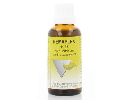 Nestmann Acidum nitricum 66 Nemaplex 50ml