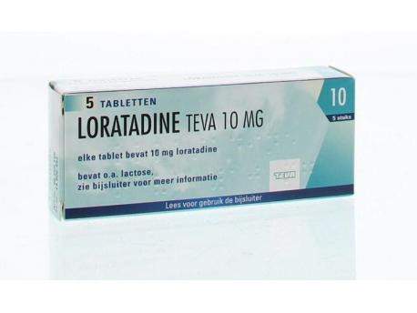 loratadine 10mg .ph uad