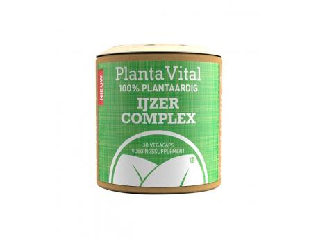 Plantavital ijzer complex