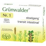 Grunwalder No 1 natural stool 60st
