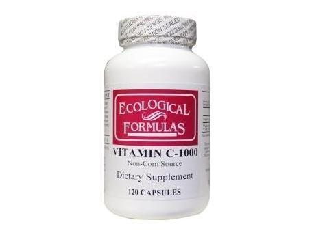 Ecological Form Vitamine C 1000 mg ecologische formule 120cap