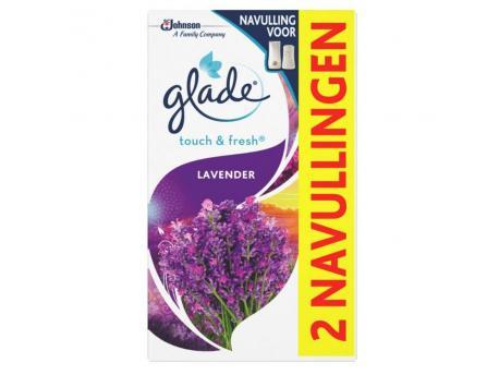 Touch & fresh navul duo lavendel 10 ml
