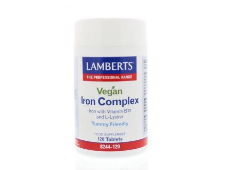 ijzer complex vegan/8244 @