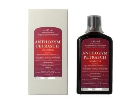 Anthozym petrasch alcoholvrij