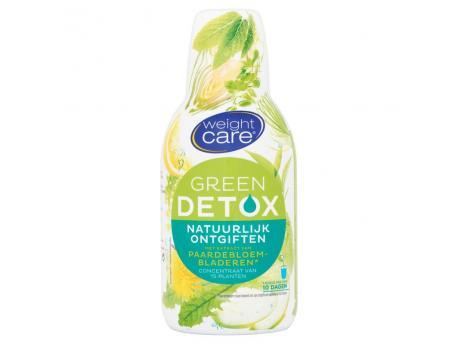 Detox siroop green ontgiftend