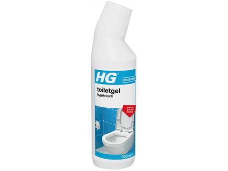Toiletgel hygienisch