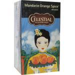 Celestial Season Mandarin orange spice herb tea 20st