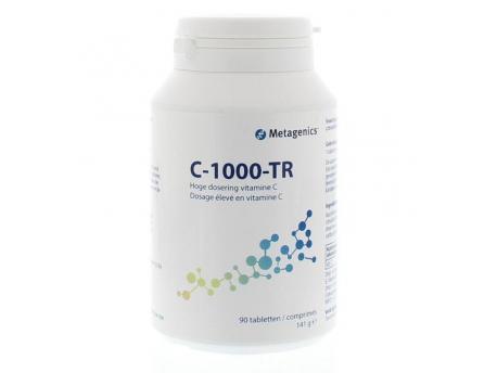 Metagenics Vitamine C 1000 time release 90tab