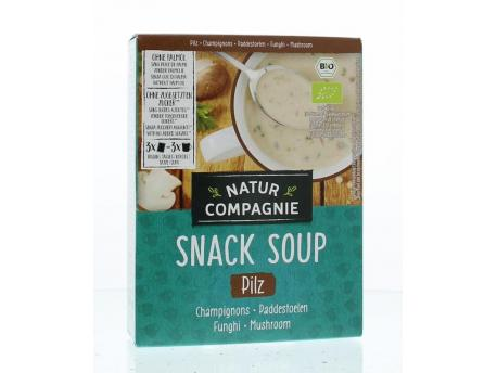 Natur Compagnie Instant mushroom soup 51g
