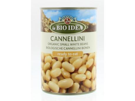 Bioidea white beans eko 400g