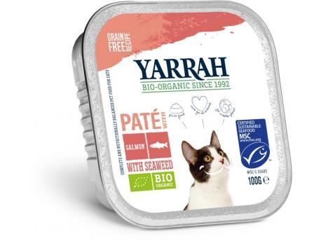 Yarrah Kat alucup zalm & omega 100g