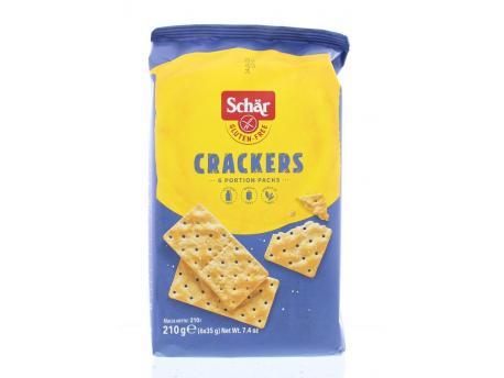 DR Schar Crackers 210g