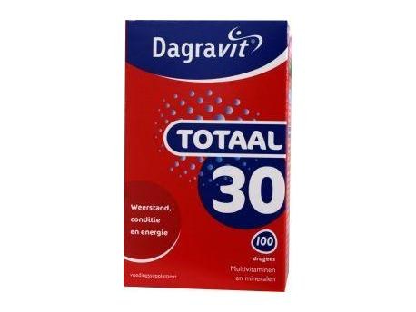 Dagravit Totaal 30 100drg