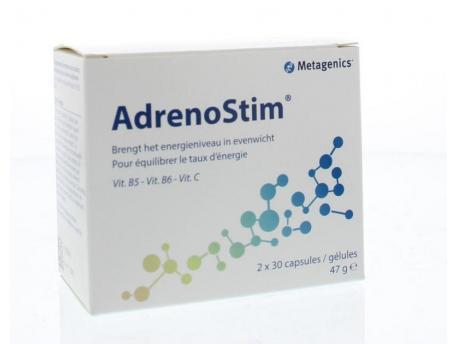 Metagenics Adreno stim 24 60cap