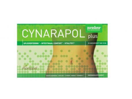 Plantapol Cynarpol ampoules 20x10