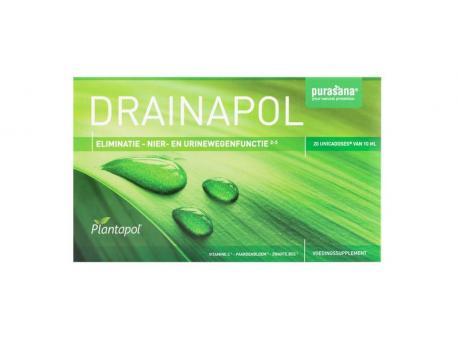 Plantapol Drainapol ampoules 20x10