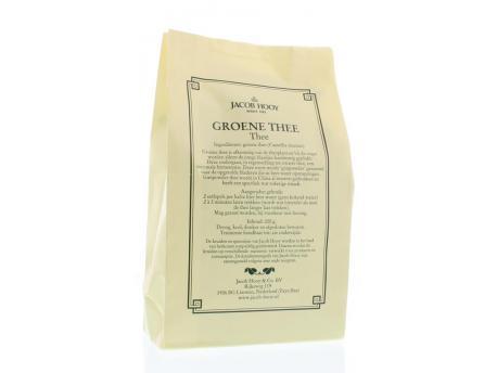 Jacob Hooy Groene thee (geel zakje) 200g