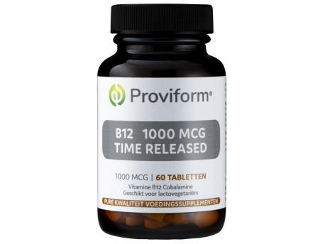 Proviform Vitamin B12 1000 mcg 60tab