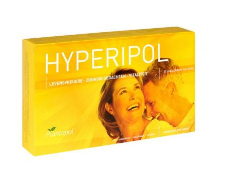 Plantapol Hyperipol ampoules 20x10