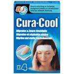 Be Cool Cura-cool migraine strips 4st