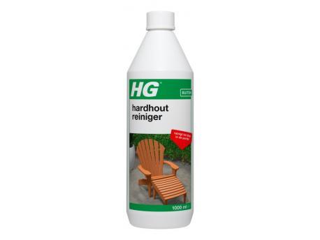 HG Hardhout kracht reiniger 1000ml