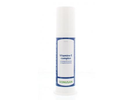 Bonusan Vitamin E complex Cream 100ml