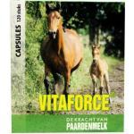 Vitaforce Paardenmelk capsules 120cap