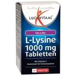 Lucovitaal L-lysine cold soare 60tab