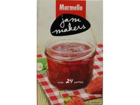 Marmello 2 Geleerpoeder Met Weinig Suiker 8x25g