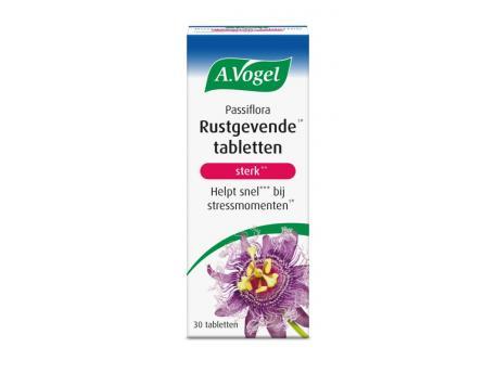 A. Vogel Passiflora extra sterk rust 30tab