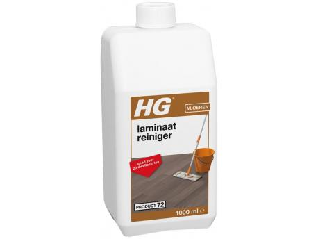 HG Laminate cleaner without gloss 72 1000ml