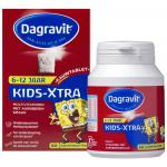 Dagravit Multi kids framboos 6-12 jaar 60kt