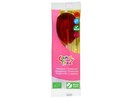Candy Tree Frambozen lollie 1st