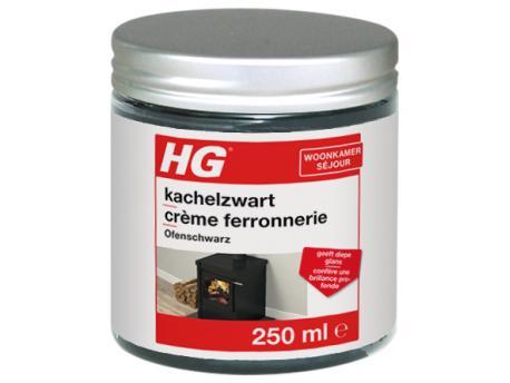 HG Kachelzwart 250g